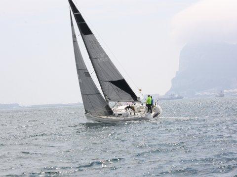 III Prueba en el Royal Gibraltar Yacht Club | Interclubs del Estrecho