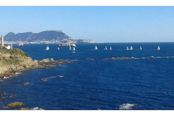 Imagen  Anuncio de regatas y hoja de inscripción de la segunda prueba - Interclubs del Estrecho